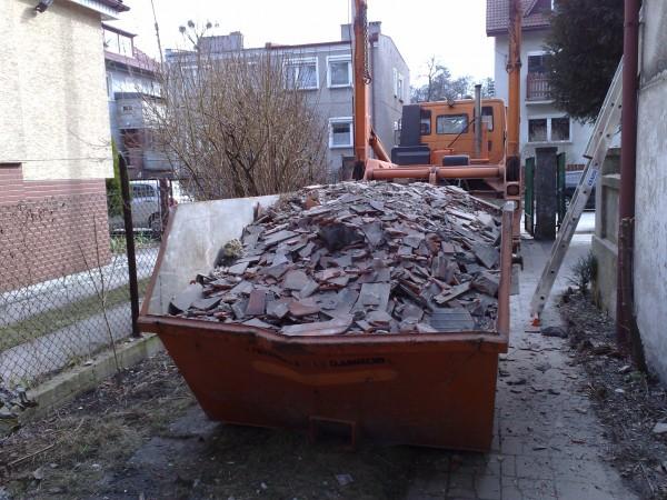 Masz mnóstwo śmieci? Wywóz gruzu — Wrocław i okolice rozwiąże Twój problem