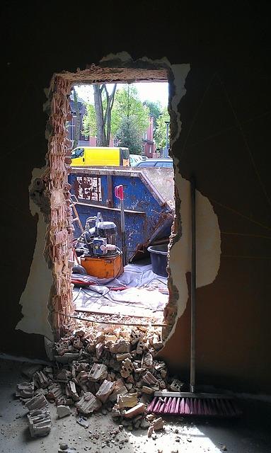 kontenery na gruz - wrocław