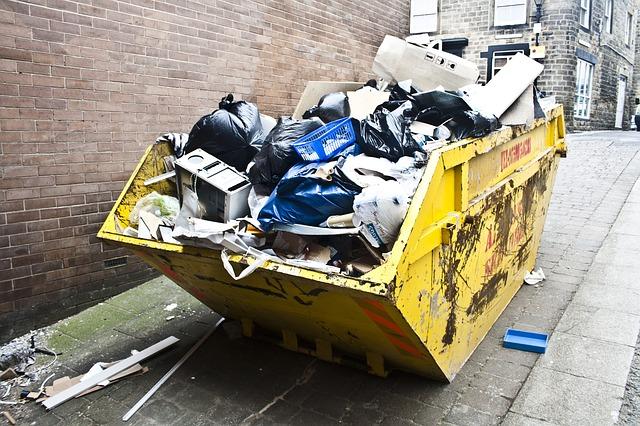 odpady - wrocław